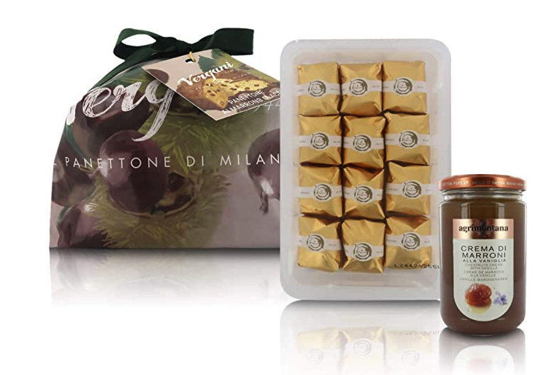 Chestnuts products Gift Basket