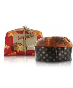 Vergani Panettone and Package